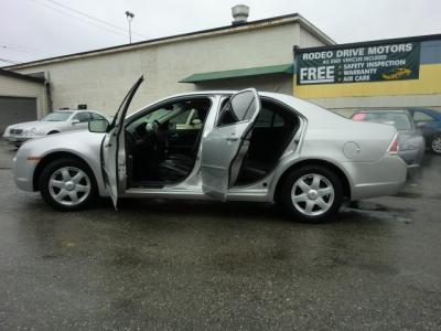 Photo 10 of 2009 Ford Fusion V6  Sel Sedan