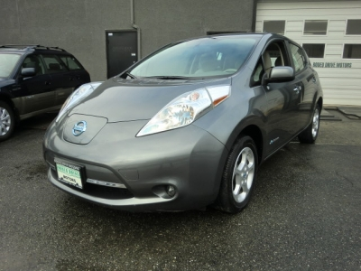 Photo 8 of 2014 Nissan Leaf Sv