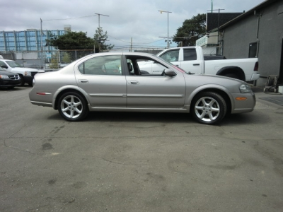 Photo 1 of 2003 Nissan Maxima Se Se Sedan