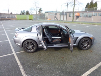 Photo 8 of 2005 Mazda Rx-8 Coupe Touring