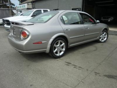 Photo 4 of 2003 Nissan Maxima Se Se Sedan