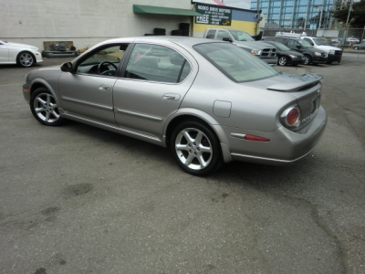 Photo 14 of 2003 Nissan Maxima Se Se Sedan